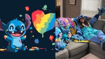 Stitch Fan posts 626 day