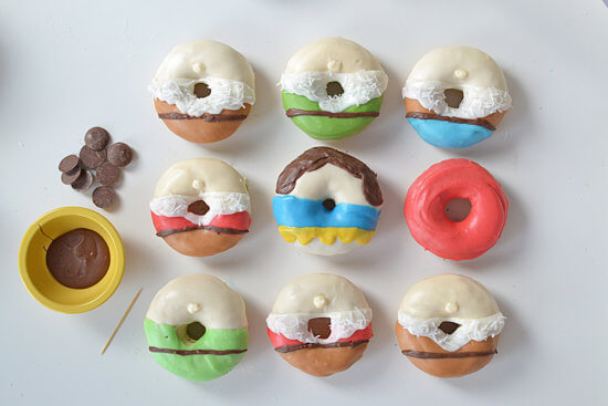 snow white donuts 6