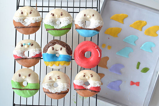 snow white donuts 8
