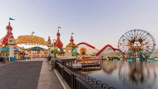 Pixar Pier, Disneyland Resort