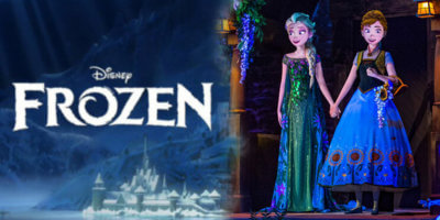 Frozen Ever After Disney