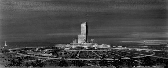 Original EPCOT city