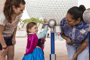 Disney Fingerprint Scanners