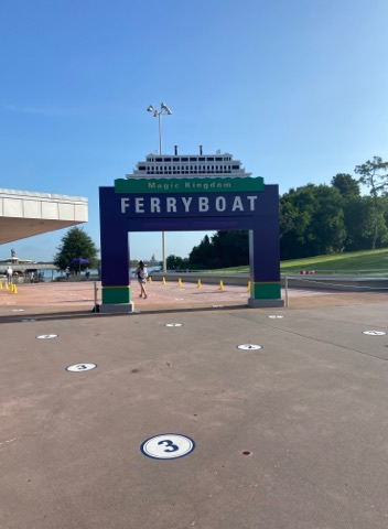 TTC ferryboat