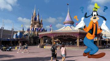 Walt Disney World crowds