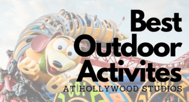 Best Outdoor Activites at hollywood studios header