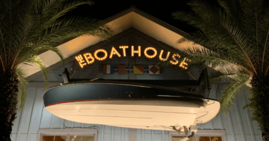 Review The BOATHOUSE Disney Springs