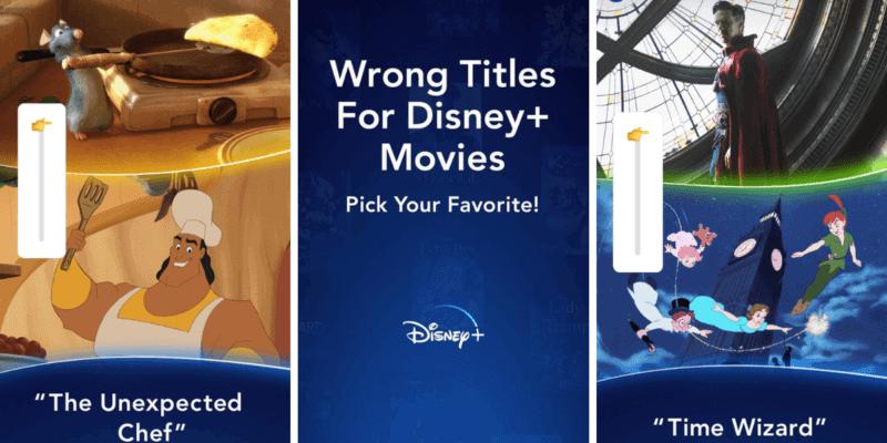 Disney Plus Wrong Titles Instagram