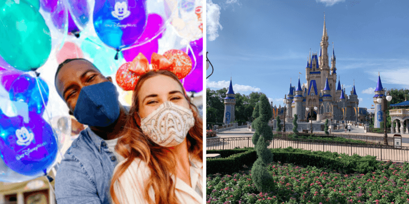 Disney World Florida Resident Magic Flex Ticket