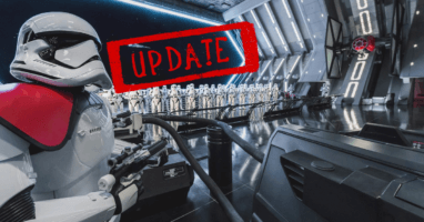 Rise of the Resistance Virtual Queue Updated