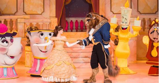 Disney World Stage Show Changes