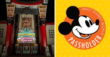 More Disney Park Passes for Annual Passholders