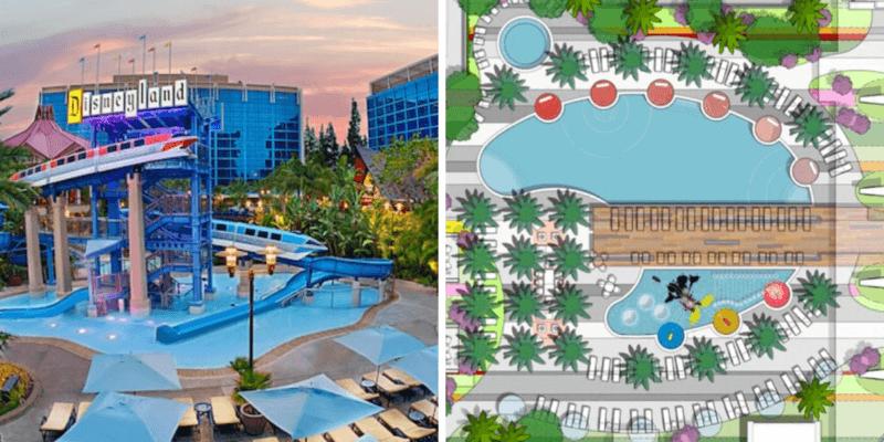 Disneyland Hotel DVC Tower Concept Art