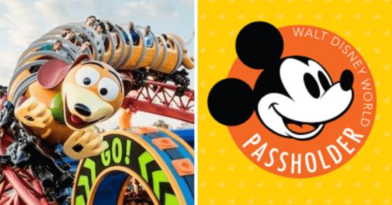 Walt Disney World Annual Passholder Renewal Hack