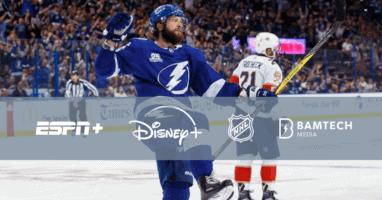 Disney NHL Partnership
