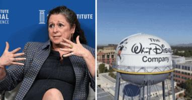 Abigail Disney Layoff Warning