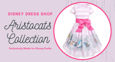 aristocats dress shop colletion header
