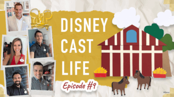 #DisneyCastLife
