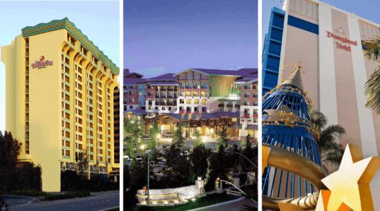 Disneyland Hotels