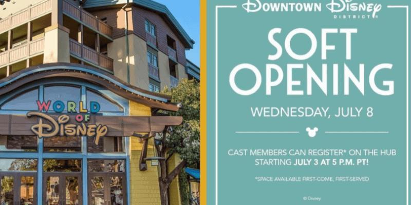 Downtown Disney CM Preview