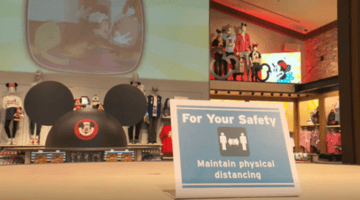 Downtown Disney Health and Safety
