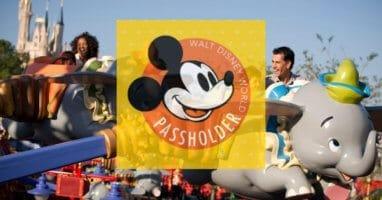 Disney Annual Passholder Discounts
