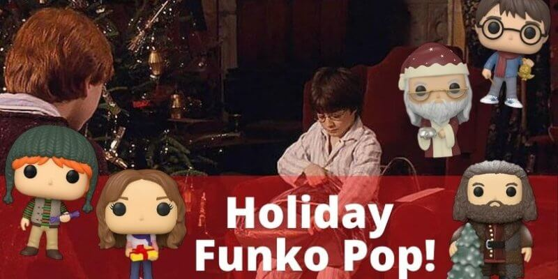 Harry Potter Holiday Funko Pop!