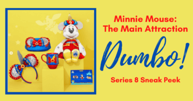 minnie mouse the main attraction dumbo series 8 header