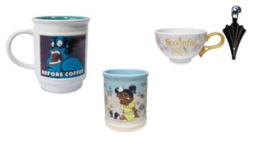 New Disney Mugs