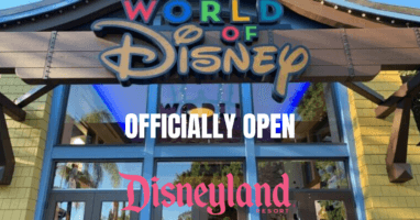 world of disney reopens downtown disney