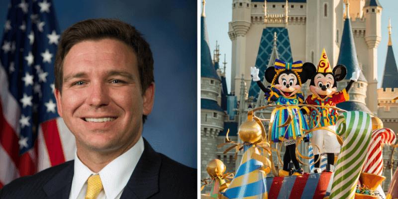 Governor DeSantis Disney World Reopening