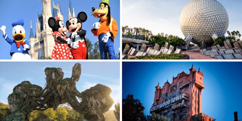 Disney Park Pass Availability