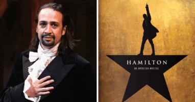 Lin-Manuel Miranda Hamilton Criticism Response