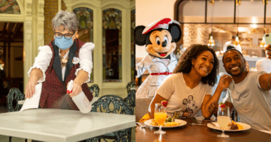 Disney Dining Information