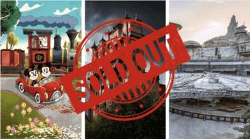 hollywood studios capacity header