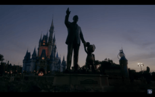 Disney World Welcome Back Commercial