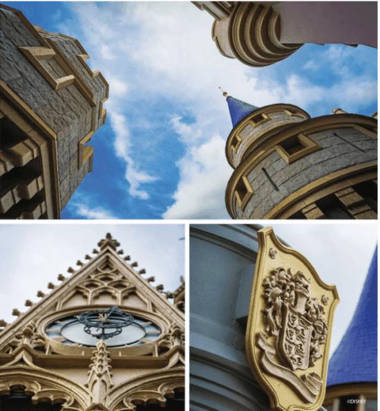 cinderella castle details