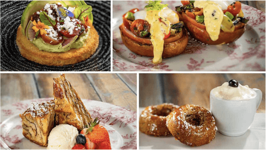 epcot food and wine 2020 food