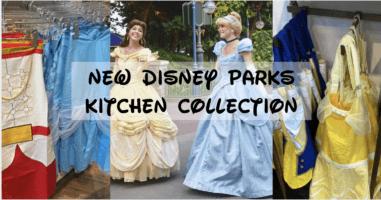 disney parks kitchen collection header