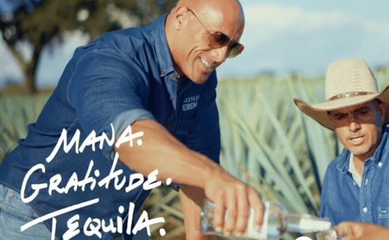 teremana tequila the rock