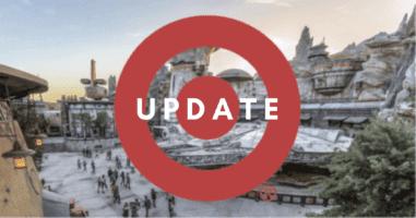 target GE update