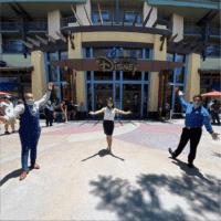 CMs Help World of Disney Proposal