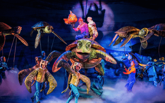 Finding Nemo stage musical
