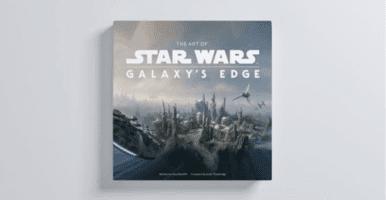 art of star wars galaxy's edge