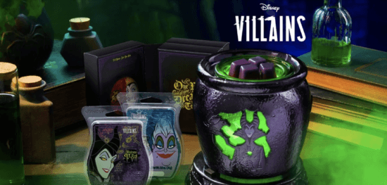 disney villain scentsy collection