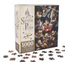 mickey through the decades puzzle