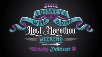 runDisney Wine and Dine Weekend