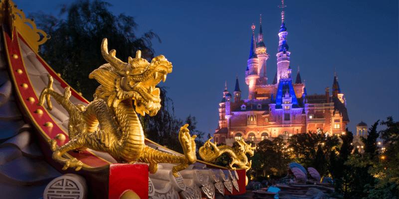 Shanghai Disneyland Culture