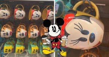disney coffee mugs