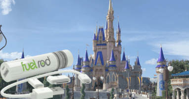 Disney FuelRod Charger Founder Status